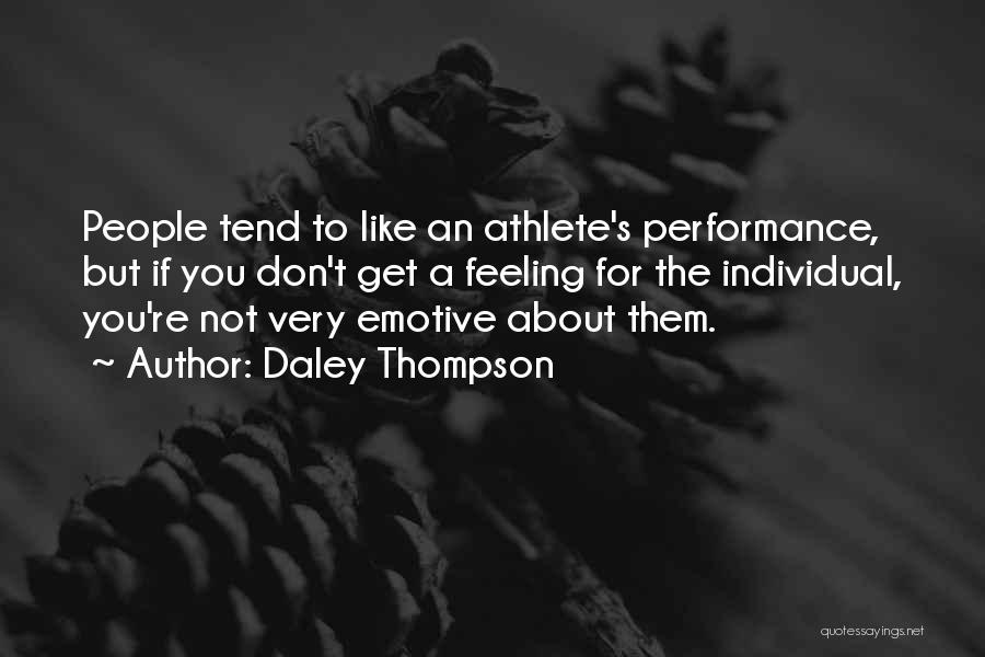 Daley Thompson Quotes 975937