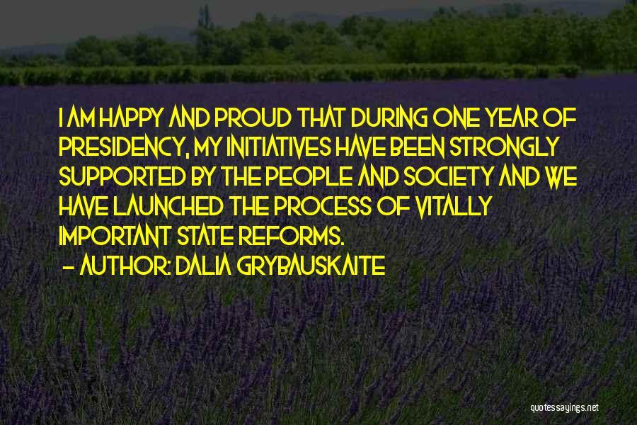 Dalia Grybauskaite Quotes 437722