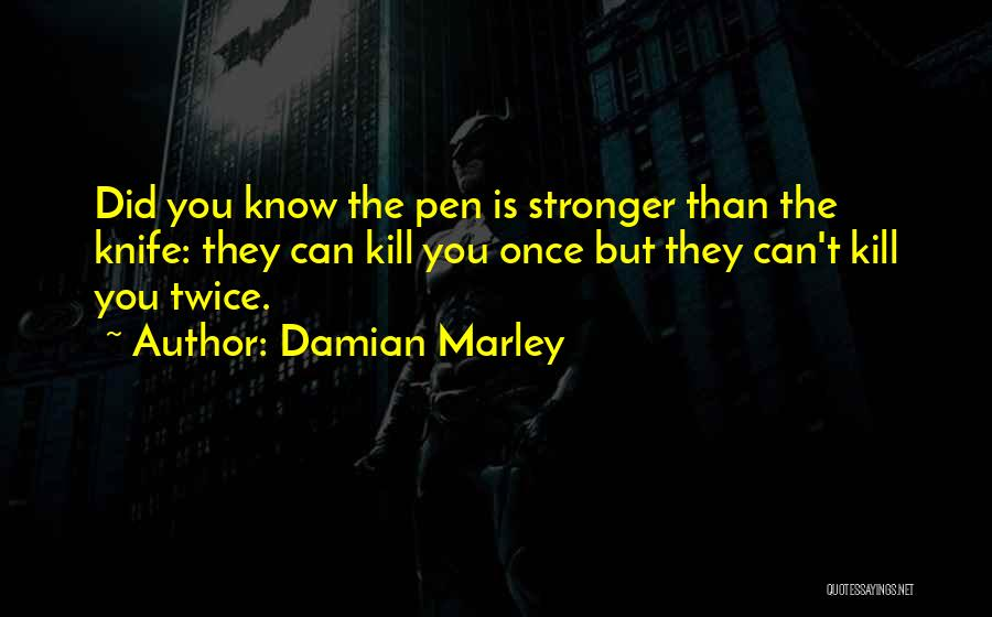 Damian Marley Quotes 228710