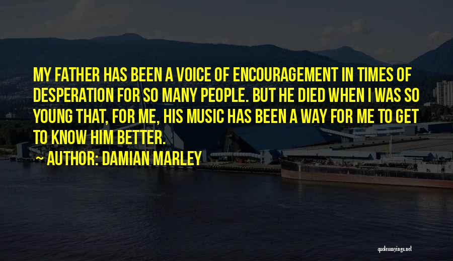 Damian Marley Quotes 290458