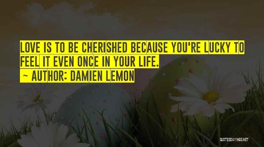 Damien Lemon Quotes 1504646