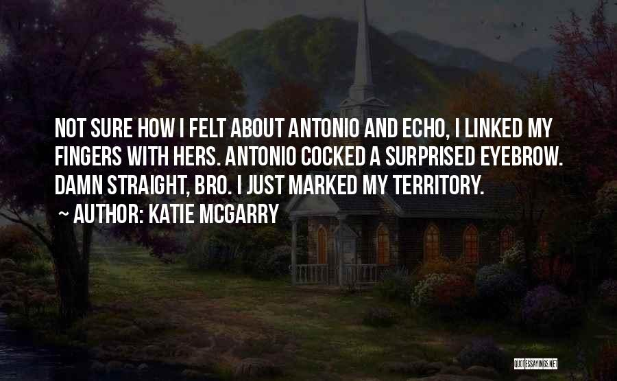 Damn Your Cute Quotes By Katie McGarry
