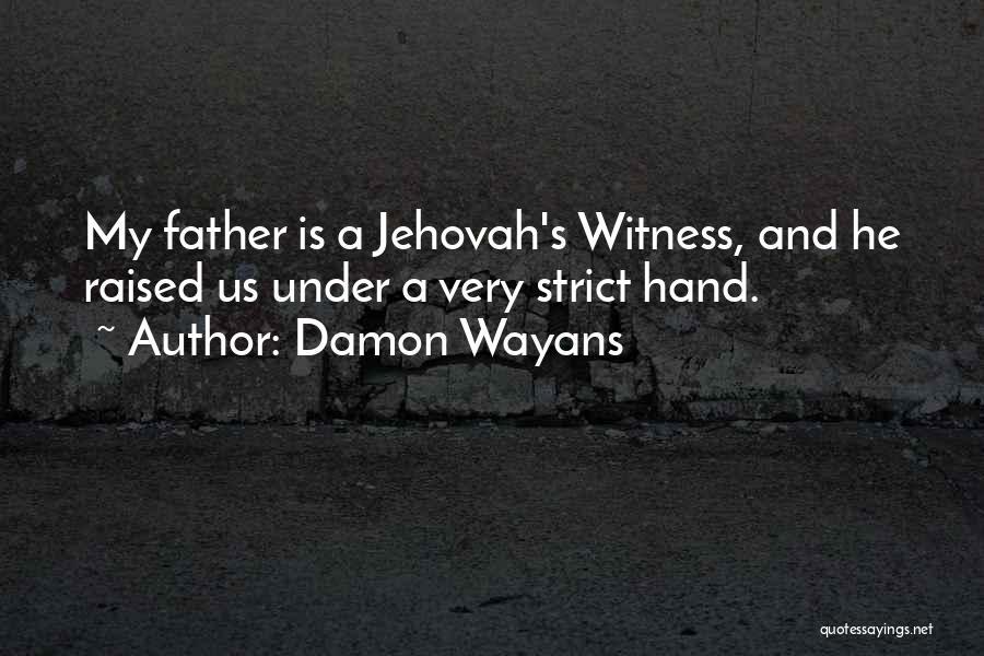 Damon Wayans Quotes 508115