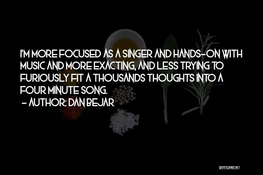Dan Bejar Quotes 1056558