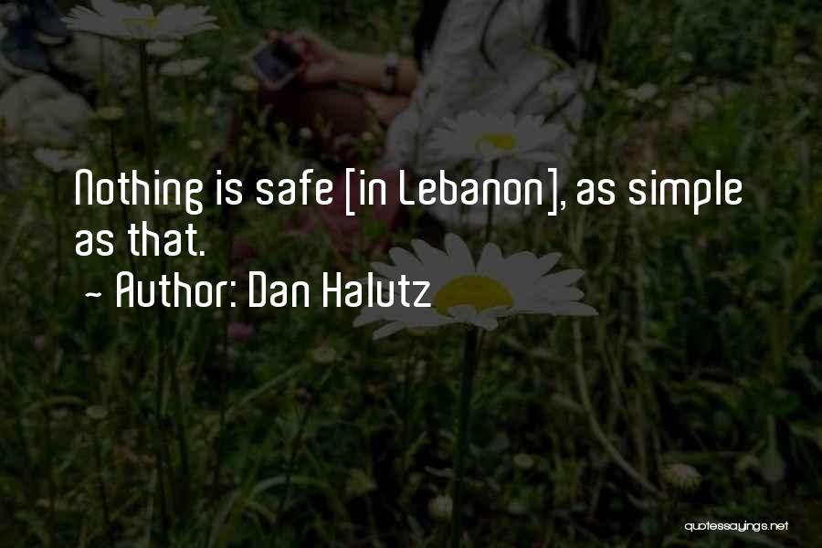 Dan Halutz Quotes 1104523
