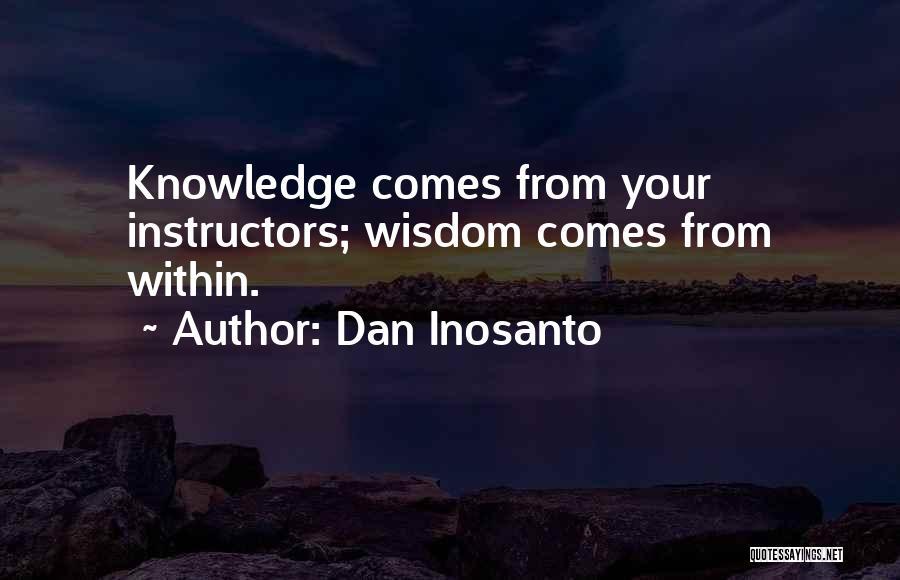 Dan Inosanto Quotes 1474127