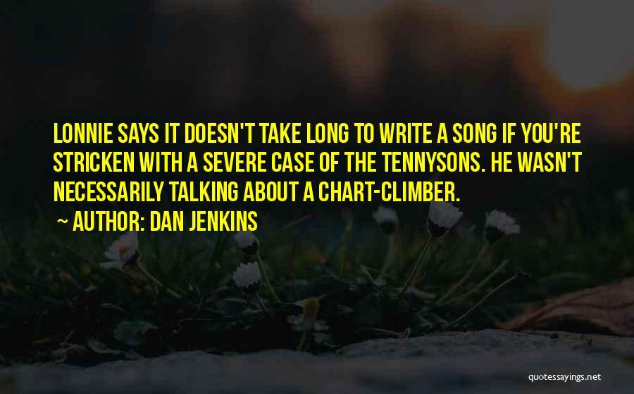 Dan Jenkins Quotes 1023016