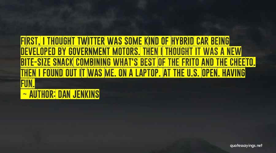 Dan Jenkins Quotes 1654672