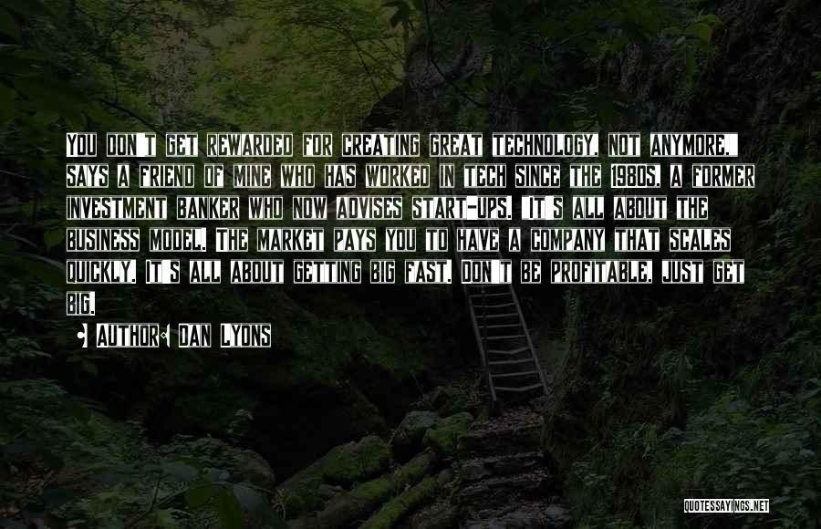 Dan Lyons Quotes 1856715