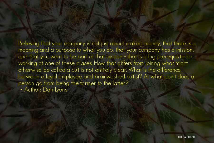 Dan Lyons Quotes 457186