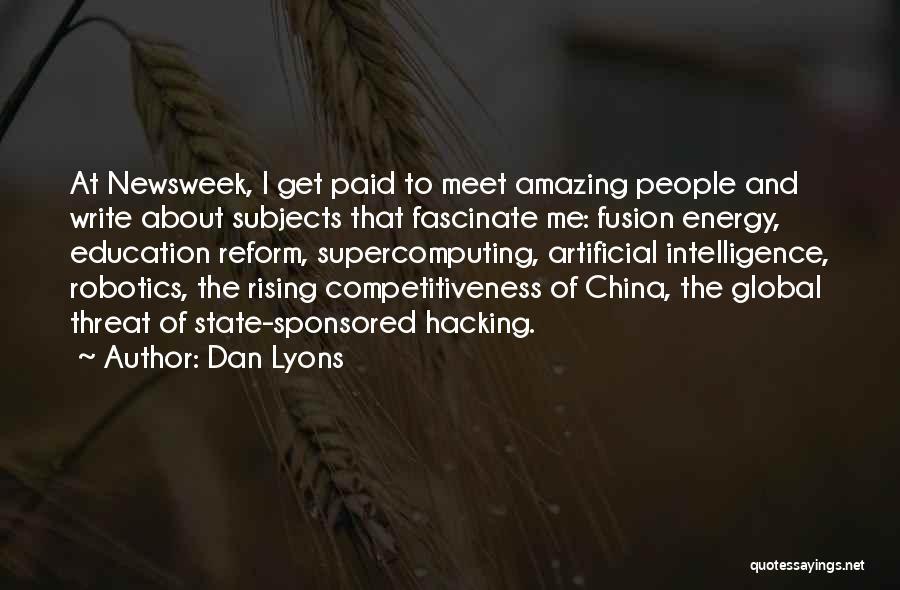 Dan Lyons Quotes 990815