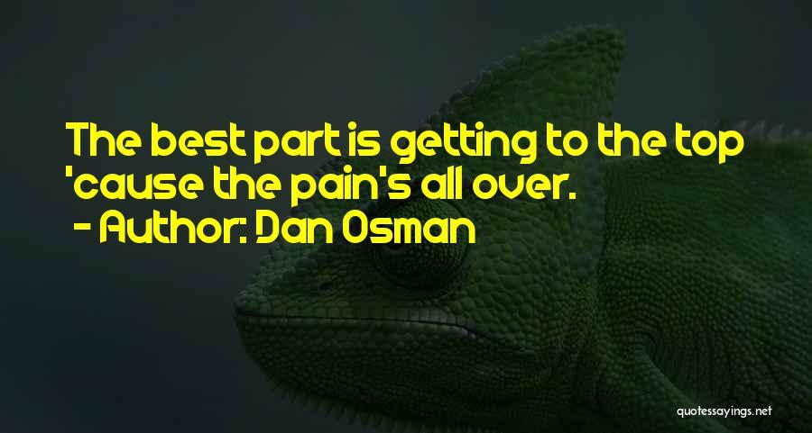 Dan Osman Quotes 1592676