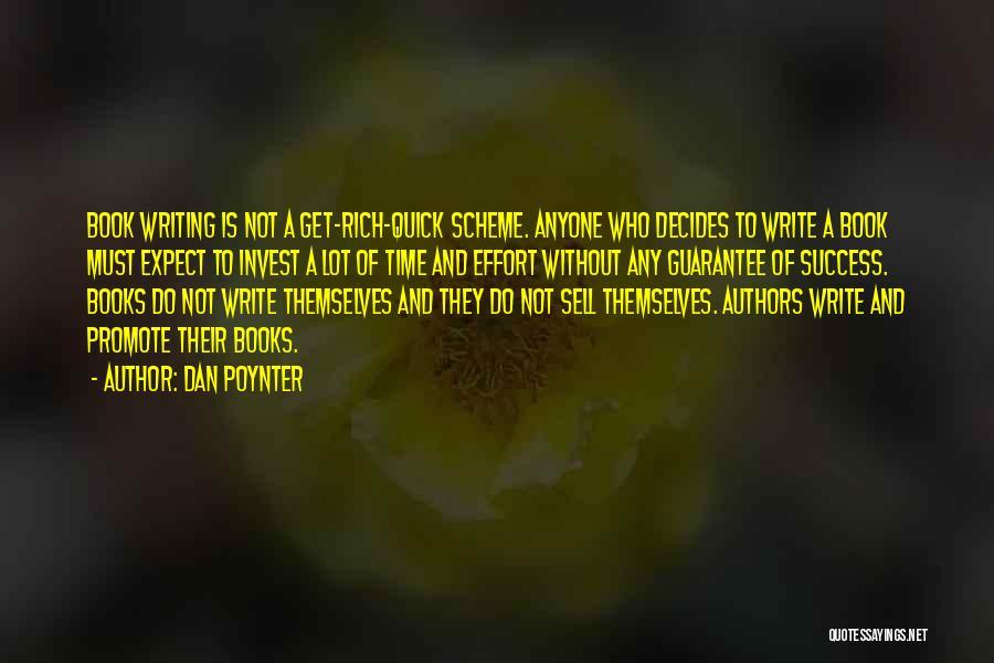 Dan Poynter Quotes 127082