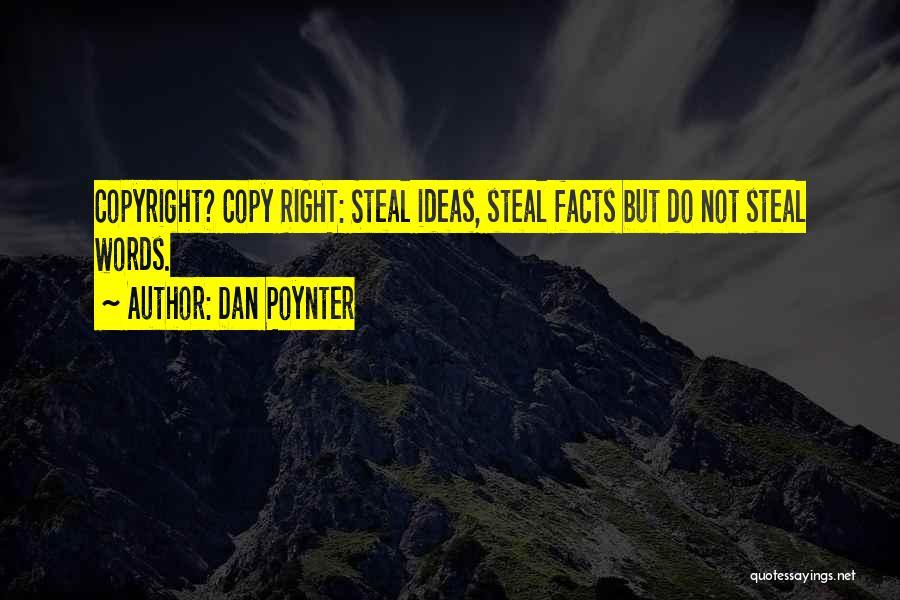 Dan Poynter Quotes 1464184
