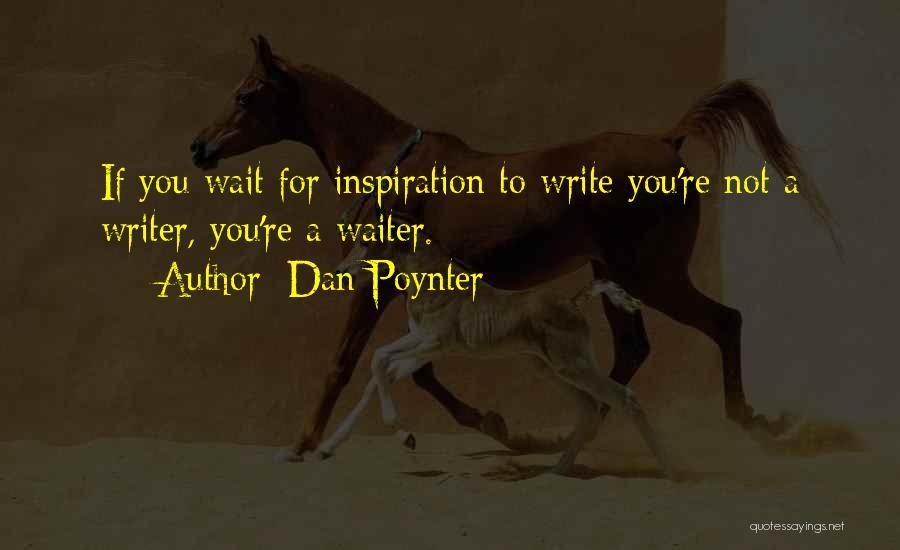 Dan Poynter Quotes 427188