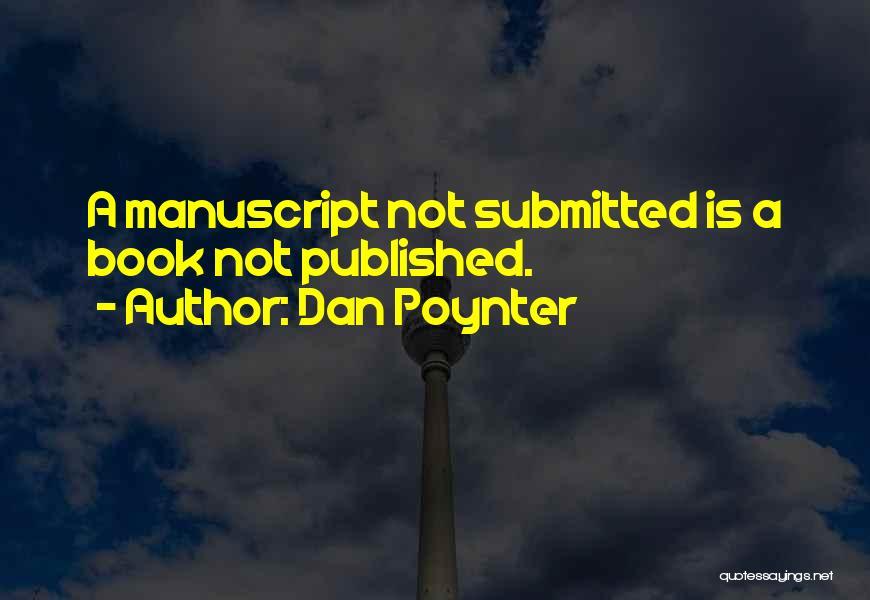 Dan Poynter Quotes 663902