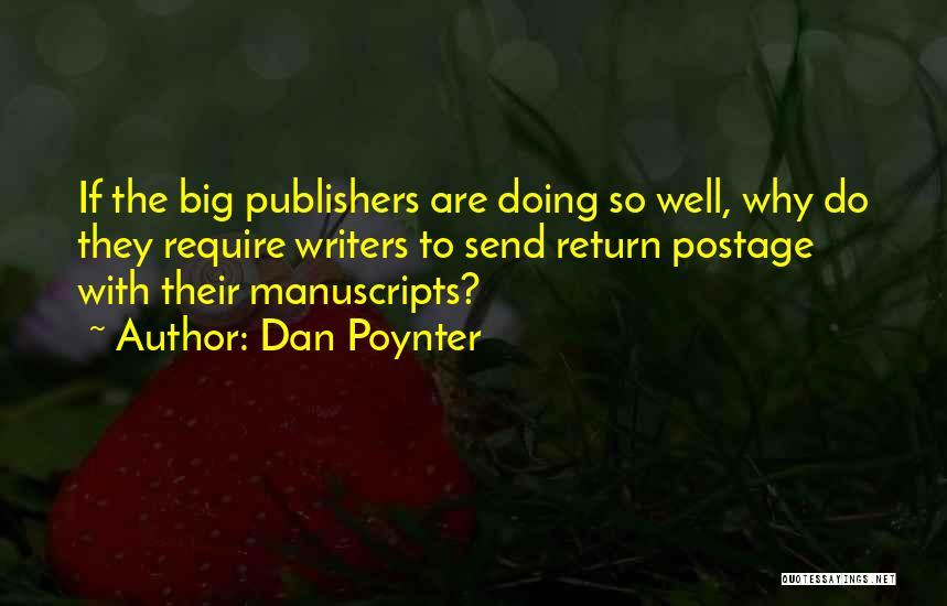 Dan Poynter Quotes 716462
