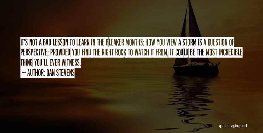 Dan Stevens Quotes 1090828