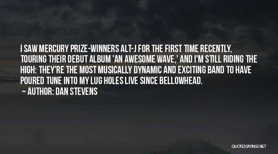 Dan Stevens Quotes 1174964