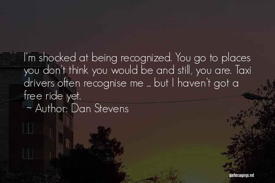 Dan Stevens Quotes 1743508