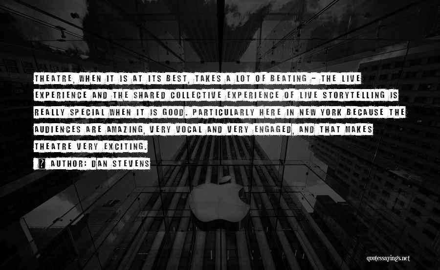 Dan Stevens Quotes 1939016