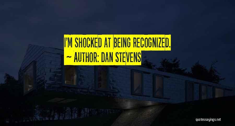 Dan Stevens Quotes 792261
