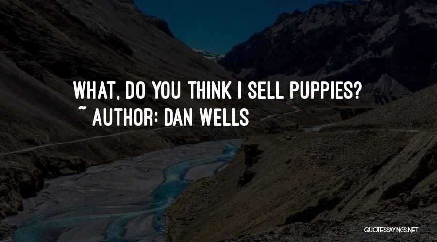 Dan Wells Quotes 1345546