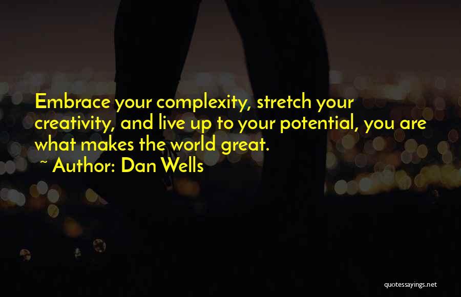 Dan Wells Quotes 911325