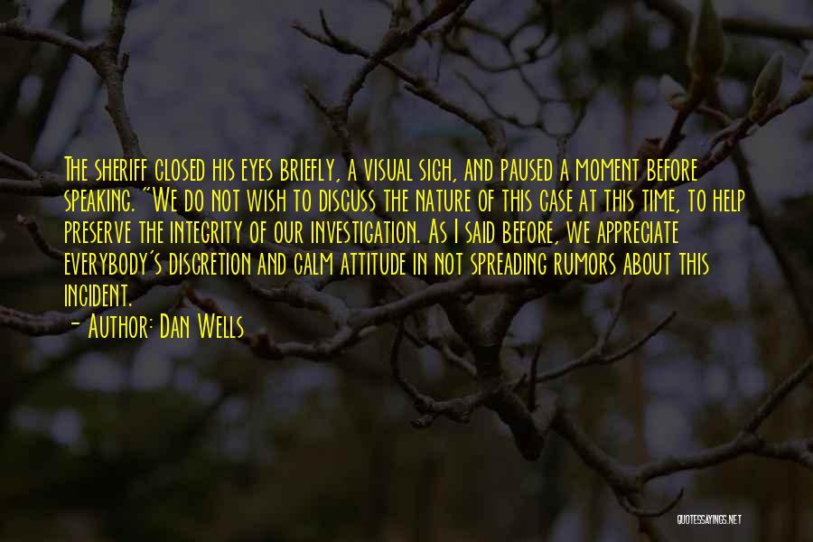Dan Wells Quotes 916833