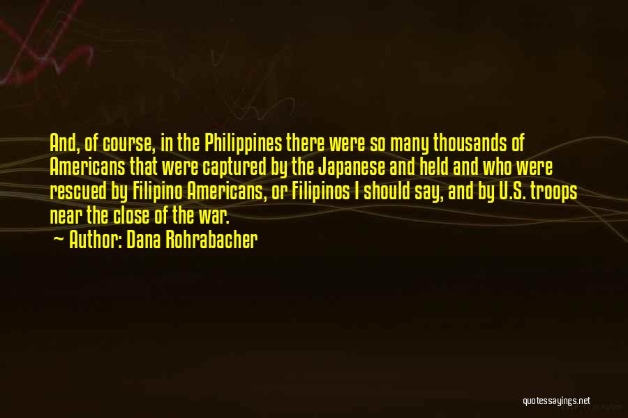 Dana Rohrabacher Quotes 1950455