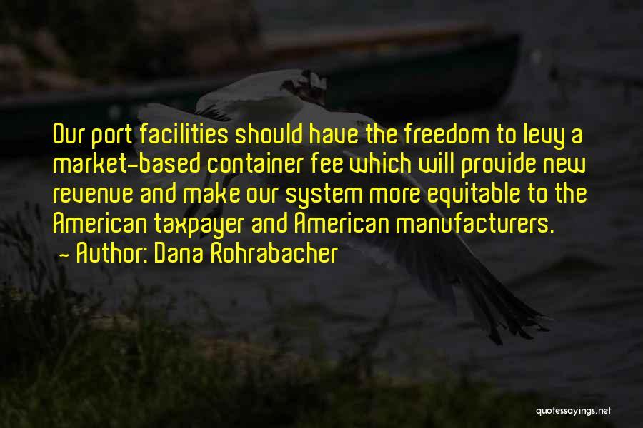 Dana Rohrabacher Quotes 940587