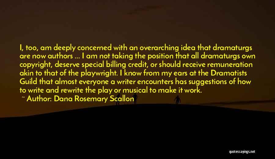 Dana Rosemary Scallon Quotes 319497