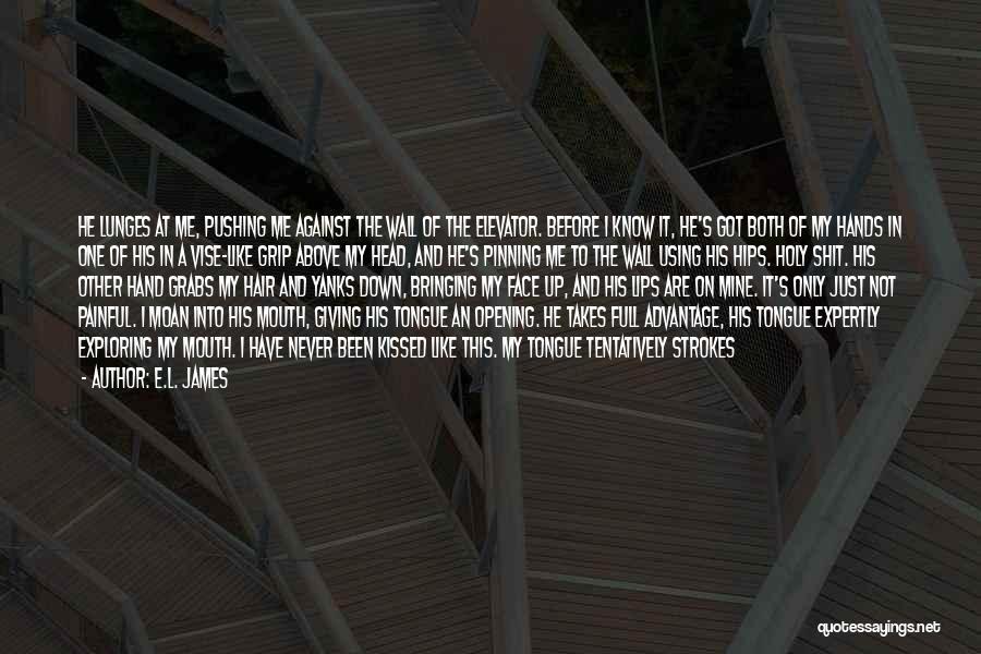 Dance Sensation Quotes By E.L. James