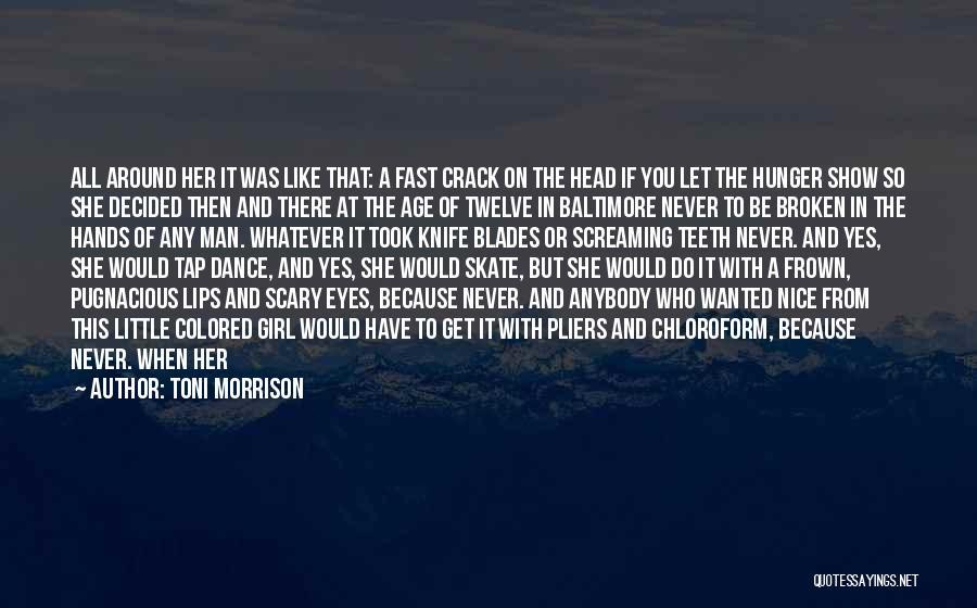 Dance Teacher Quotes By Toni Morrison