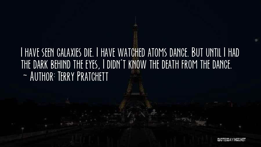 Dance Until Quotes By Terry Pratchett