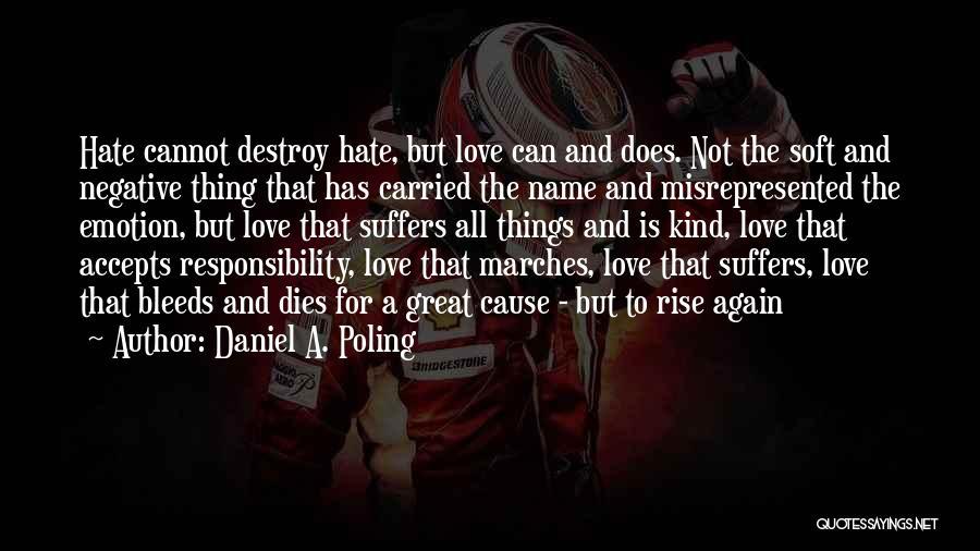 Daniel A. Poling Quotes 786915