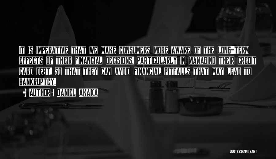 Daniel Akaka Quotes 1959730