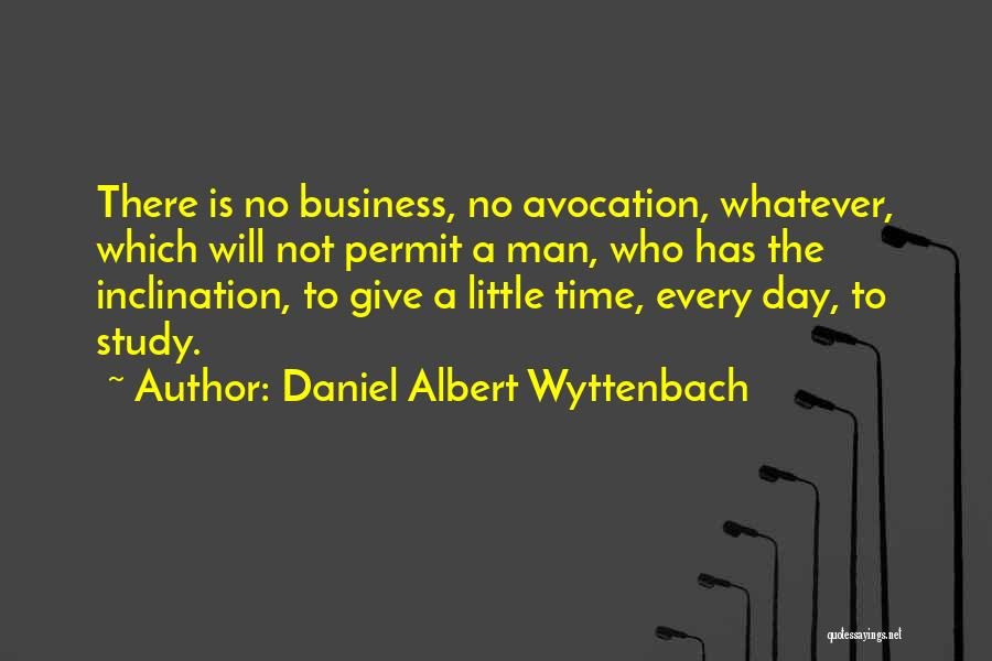 Daniel Albert Wyttenbach Quotes 1230123