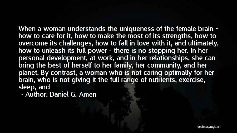 Daniel G. Amen Quotes 190587