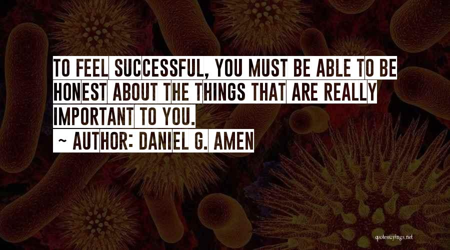 Daniel G. Amen Quotes 1971809