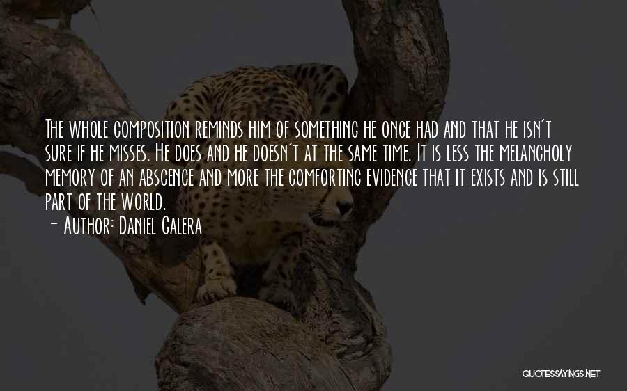 Daniel Galera Quotes 1420777