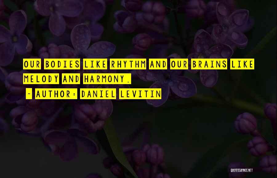 Daniel Levitin Quotes 2122756