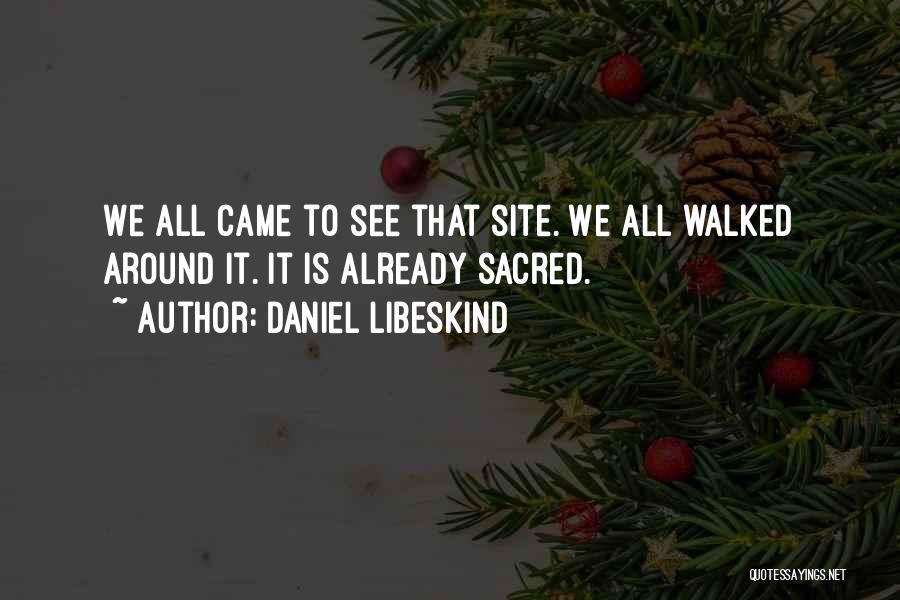 Daniel Libeskind Quotes 1353163
