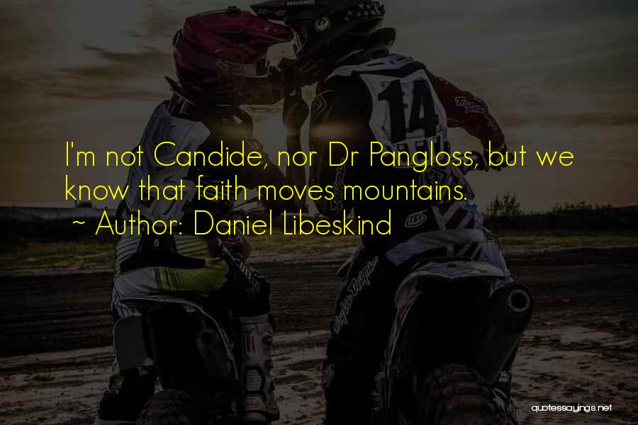 Daniel Libeskind Quotes 1360136