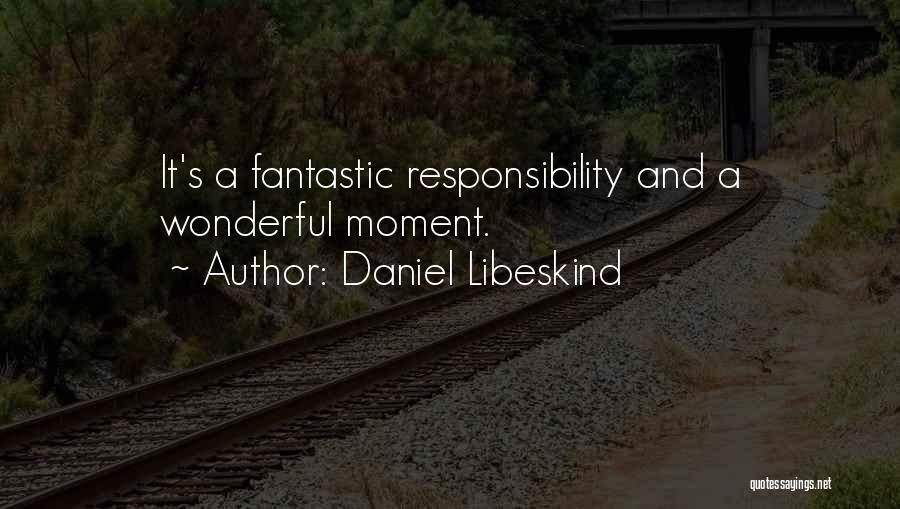 Daniel Libeskind Quotes 158321
