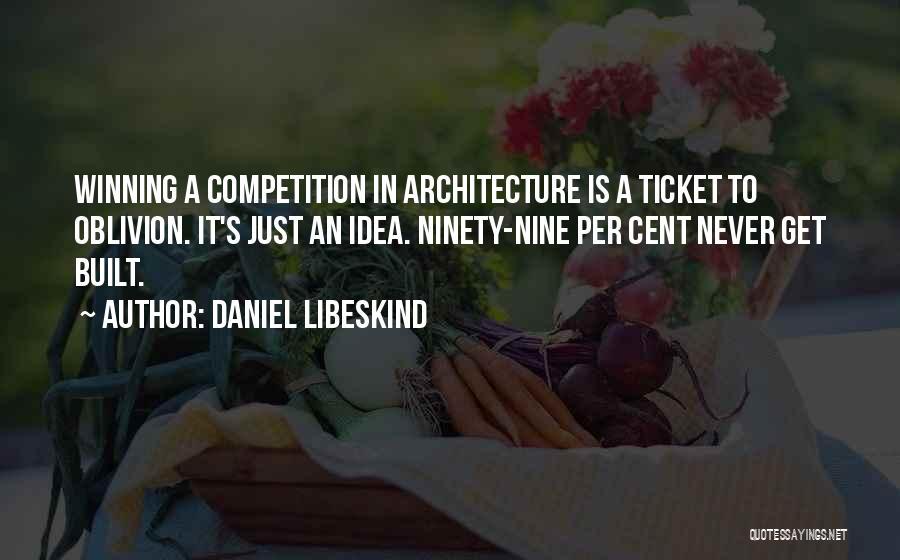 Daniel Libeskind Quotes 2247049