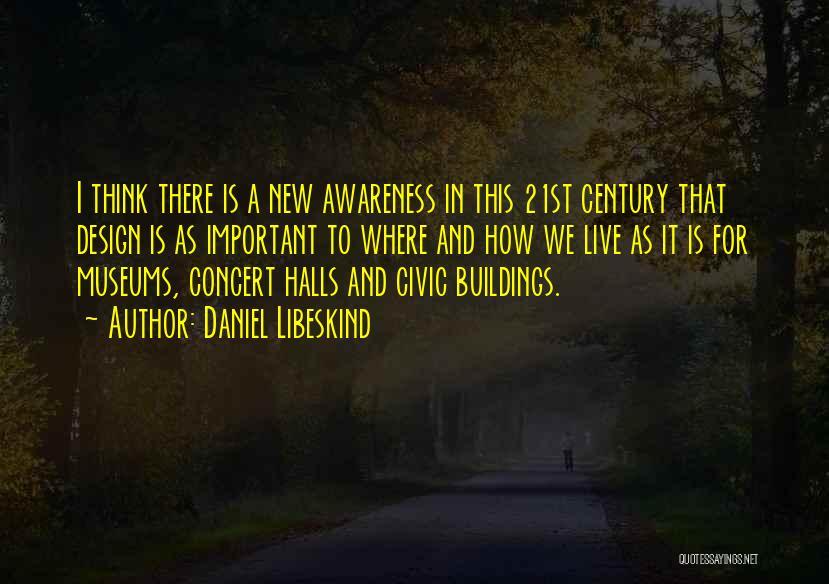 Daniel Libeskind Quotes 256512