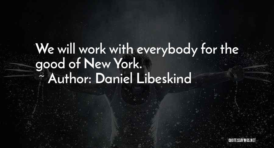 Daniel Libeskind Quotes 373705