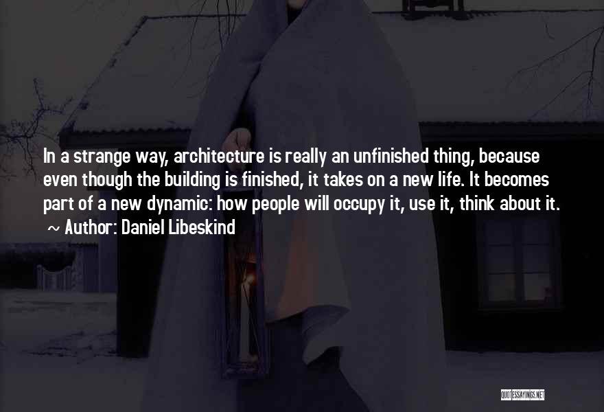 Daniel Libeskind Quotes 557173