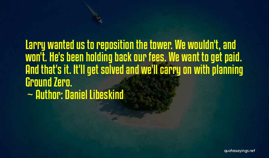 Daniel Libeskind Quotes 768036